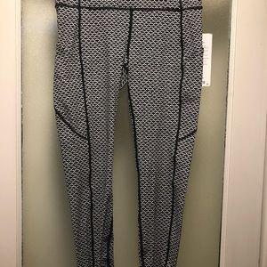 lululemon athletica Pants - Lululemon fast and free 7/8 tight size 8
